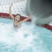 Vrij zwemmen zwembad de IJzeren Man