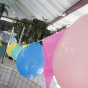 Kinderfeestje bij zwembad de IJzeren Man