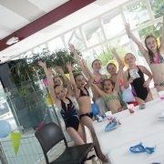 Een leuk kinderfeestje bij zwembad de IJzeren Man