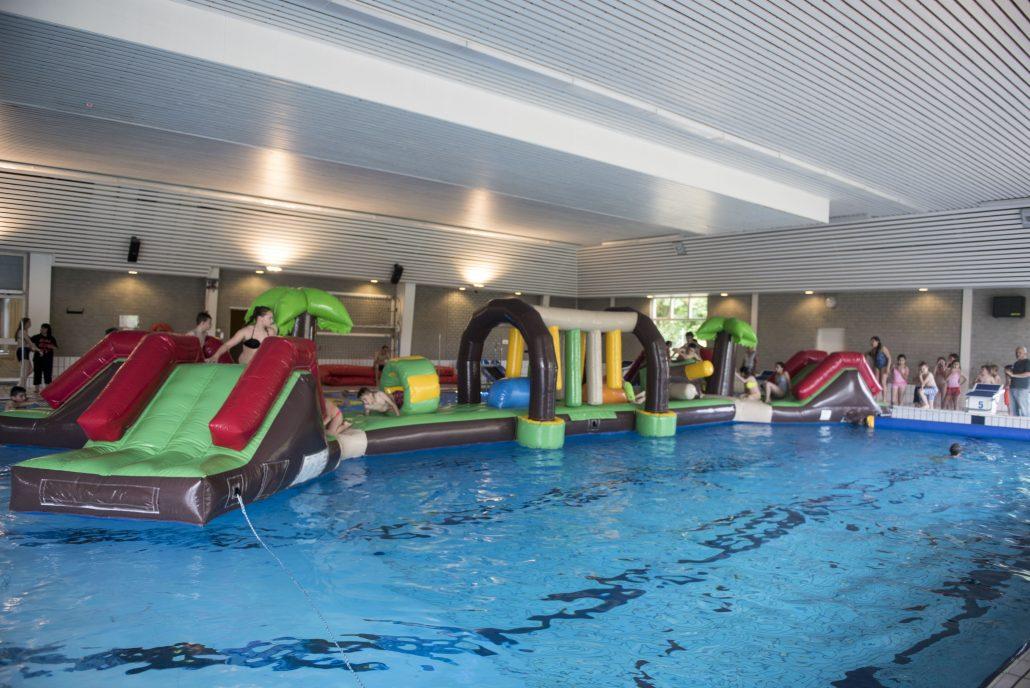 Groepen & Scholen – Zwembad De IJzeren Man