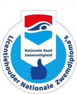 NRZ licentiehouder Zwembad de IJzeren Man