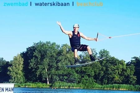 seizoenskaart waterskibaan de ijzeren man